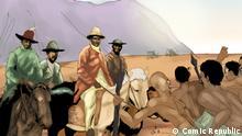 African Roots Hendrik Witbooi Rechte: Comic Republic