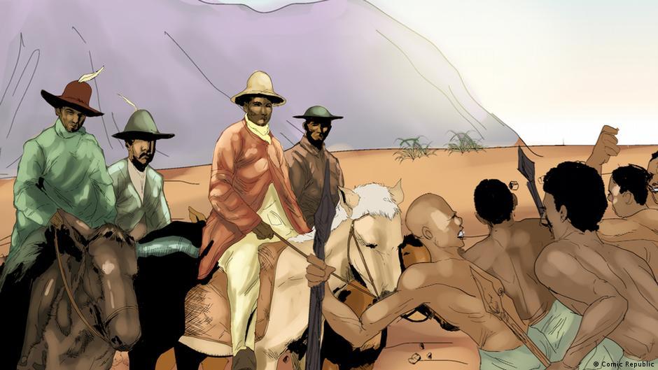 Resultado de imagen para Hendrik Witbooi fez frente aos colonos alemães