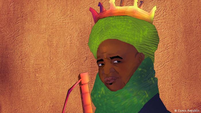 African Roots Sunjata Keita