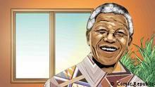 African Roots Nelson Mandela