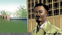 African Roots Patrice Lumumba (Comic Republic)