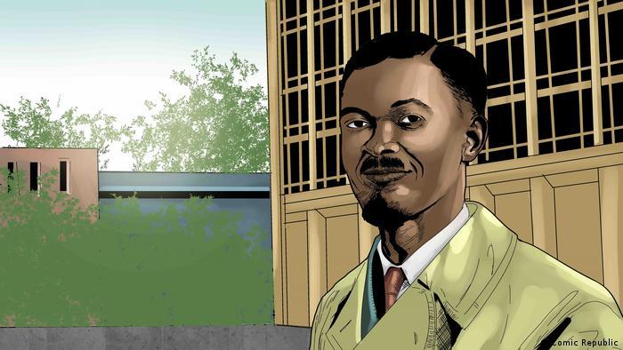 African Roots Patrice Lumumba (Comic Republic)