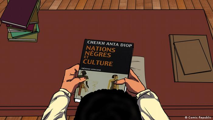 African Roots Cheikh Anta Diop
