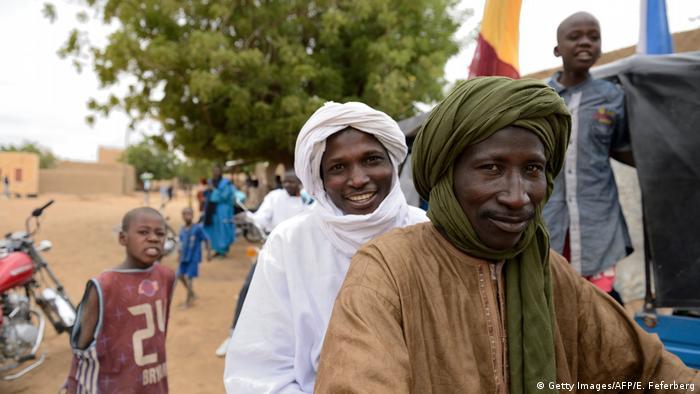 Mali Timbuktu - Tuareg