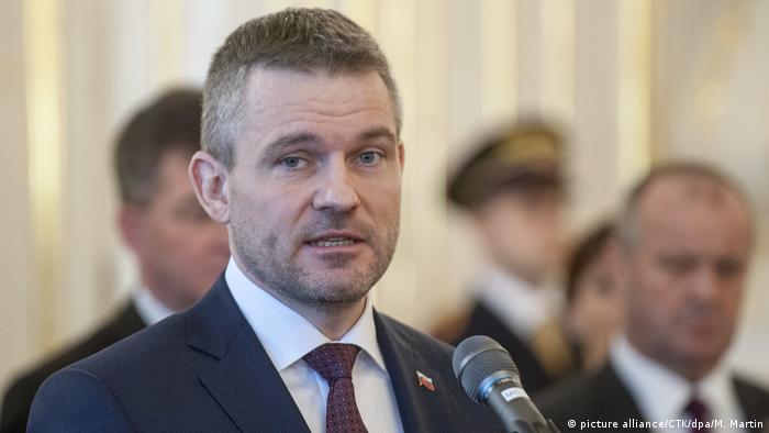 Peter Pellegrini neuer Ministerpräsident der Slowakei