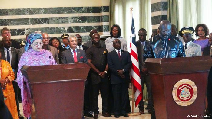 UN ends Peacekeeping Mission in Liberia