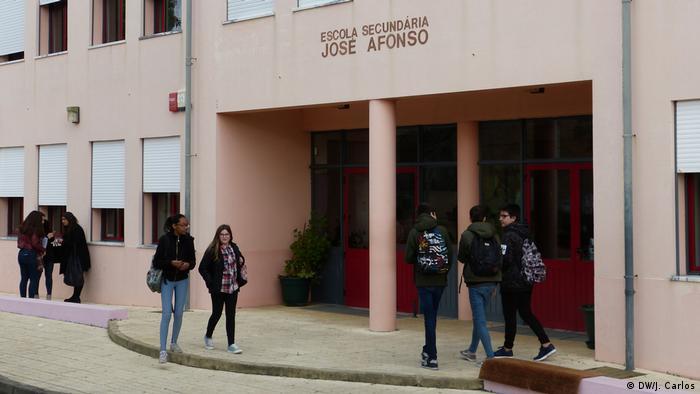 Escola Secundária José Afonso é considerada a melhor escola pública do concelho do Seixal