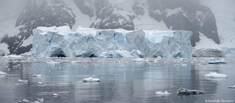 Segundo a pesquisa, a Antártida perdeu, desde 2012, 219 bilhões de toneladas de gelo por ano