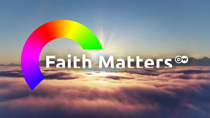 DW Sendungslogo Glaubenssachen englisch (Faith Matters)