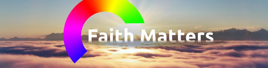 DW Glaubenssachen Program Guide Themenheader englisch (Faith matters)