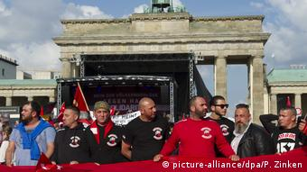 Berlin'de Ermeni Soykırımı karar tasarısını protesto