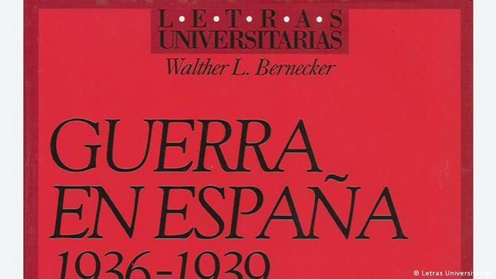 Buchcover Guerra en Espana (Letras Universitarias)