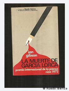 Buchcover La muerte de Federico Garcia Lorca
