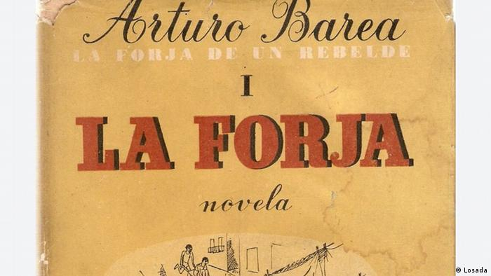 Buchcover La forja de un rebelde (Losada)