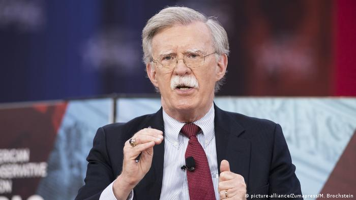 John Bolton's PAC paid more than $800000 to Cambridge Analytica