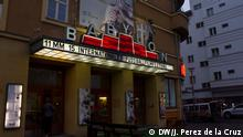 Berlin Babylon Kino 11 mm Football Film Festival