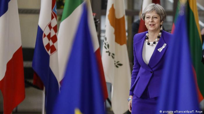 British PM Theresa May gets backing from the EU over a suspected Russian nerve agent attack.