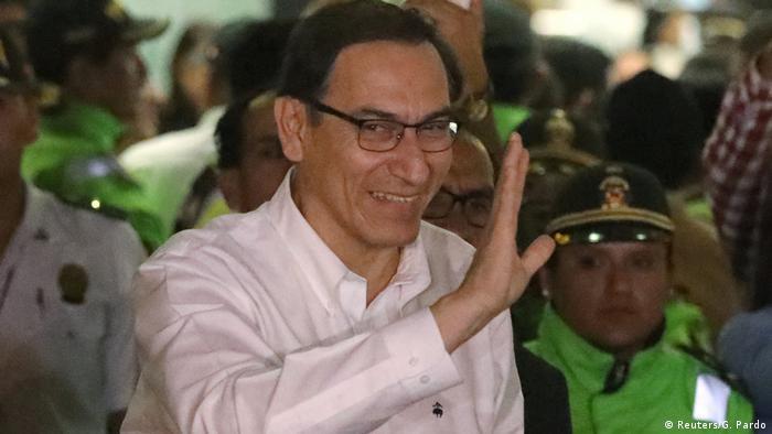 Peru Martín Vizcarra (Reuters/G. Pardo)