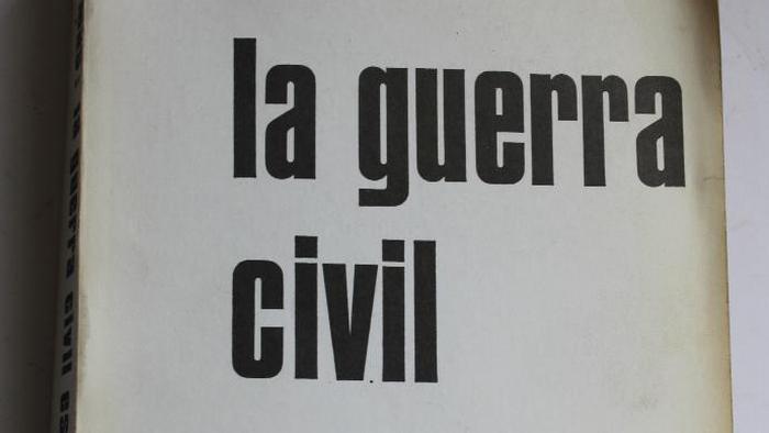 Buch-Cover La Guerra Civil Española