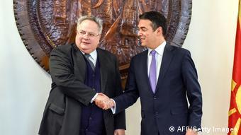 Ντιμιτρόφ: «Κατά κάποιο τρόπο Ελλάδα και Β. Μακεδονία μεγάλωσαν με τη Συμφωνία χωρίς να μετατοπιστούν σύνορα.»