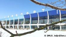 Der Flughafen in Mykolaiw Nikolaev