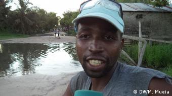 Mosambik Überschwemmungen in Quelimane   Ferlisberto Fernandes