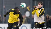 Usain Bolt Training Borussia Dortmund