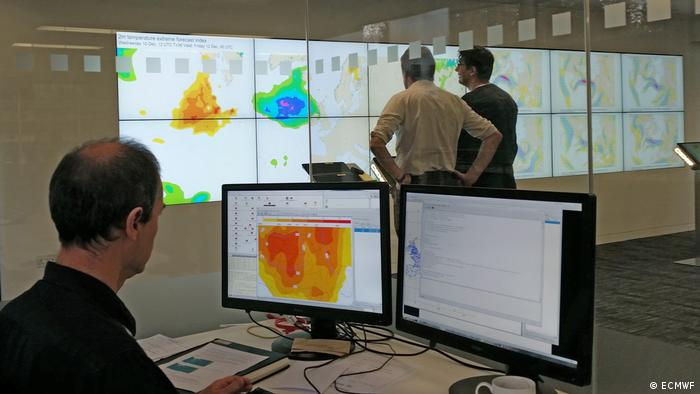 European Centre for Medium-Range Weather Forecasts