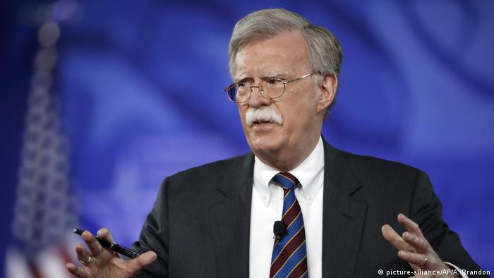 USA John Bolton (picture-alliance/AP/A. Brandon)
