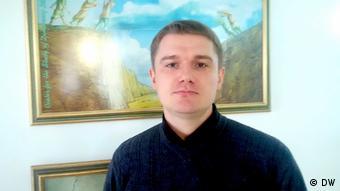 Roman Shutov (DW)
