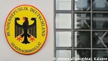 Spanien - Deutsches Generalkonsulat in Barcelona