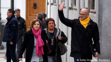 Іспанія звинувачує 13 прихильників незалежності Каталонії в організації повстання
