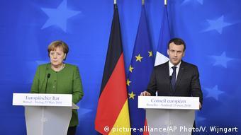 Μέρκελ και Μακρόν θα παρουσιάσουν τις προτάσεις τους πριν τη Σύνοδο Κορυφής του Ιουνίου