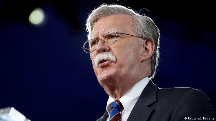 USA - Ehemaliger US Botschafter John Bolton spricht während der Conservative Political Action Conference (CPAC) in Oxon Hill, Maryland (Reuters/J. Roberts)