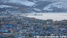 Magadan Russland