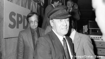 Гельмут Шмидт в 1980 году
