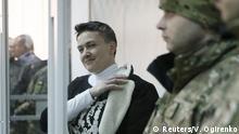 Ukraine - Nadija Sawtschenko