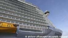 Symphony of the Seas (picture-alliance/AP Images/D. Vincent)