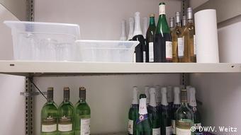 Altenzentrum für alkoholsüchtige Menschen