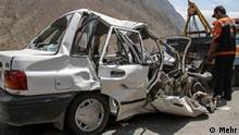 Autounfall Iran