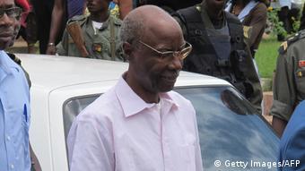 Titus Edzoa ehemaliger Regimebaron Kameruns (Getty Images/AFP)