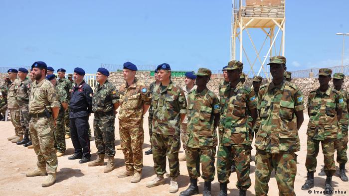 Bundeswehr EUTM in Somalia