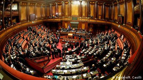 Італійський Сенат вперше очолила жінка