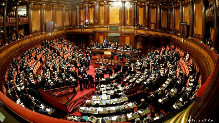 Italy's parliament