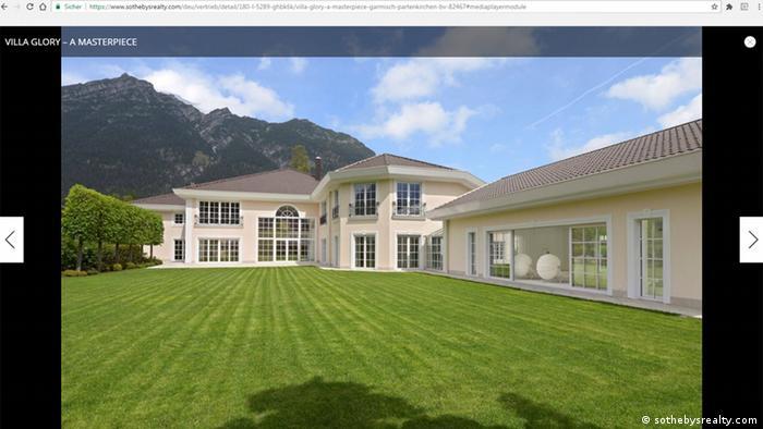Фото Villa Glory в оголошенні на сайті агенції нерухомості Sotheby's International Realty