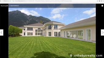 Переховуючись у Швейцарії, Микола Гута намагався продати свою німецьку віллу за 13 мільйонів євро
