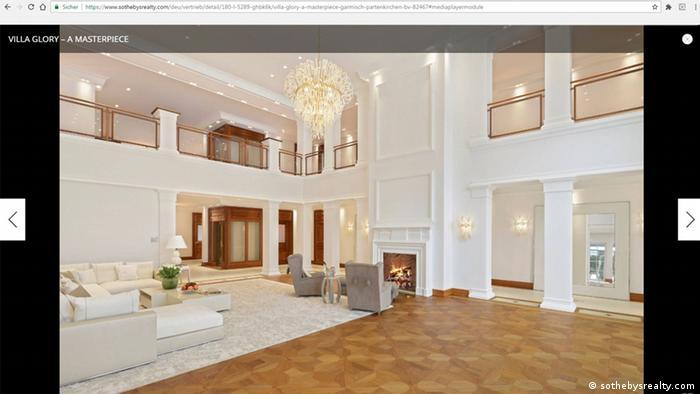 Фото Villa Glory в объявлении на сайте агентства недвижимости Sotheby's International Realty
