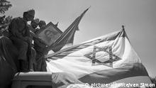 Israel Sechs-Tage-Krieg 1967