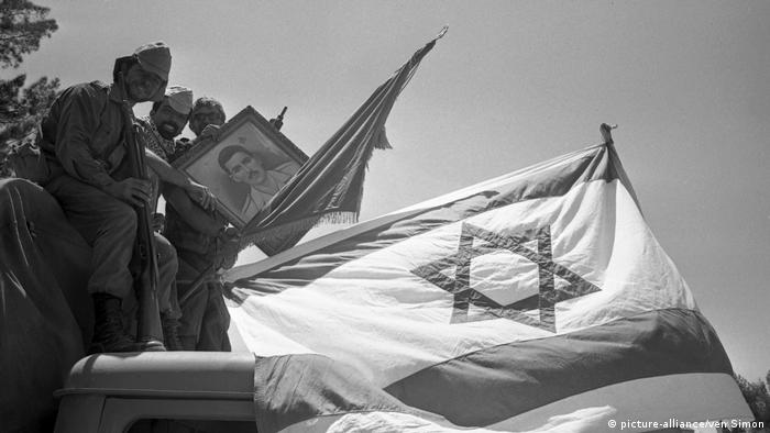 Israel 1967 războiul de șase zile