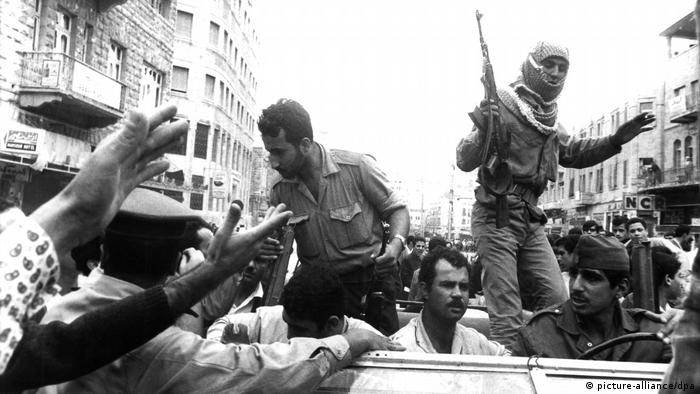 Jordanien Schwarzer September 1970